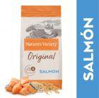 Nature's Variety Original Sterilised salmón