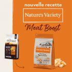 Nature's Variety Selected Meat Boost poulet élevé à l'air libre pour chien