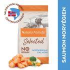 Nature's Variety Selected Mini Adult saumon de Norvège pour chien