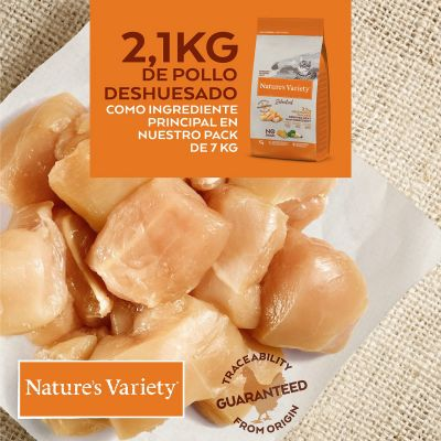 Nature's Variety Selected Sterilised pollo de corral