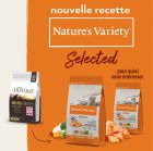 Nature's Variety Selected Sterilised saumon de Norvège pour chat