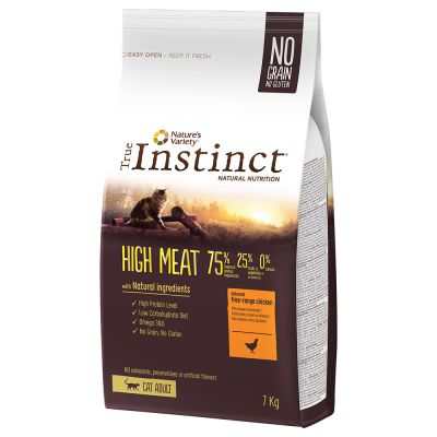 Nature's Variety True Instinct Cat High Meat, poulet