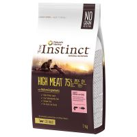 Nature's Variety True Instinct Cat High Meat, saumon & thon