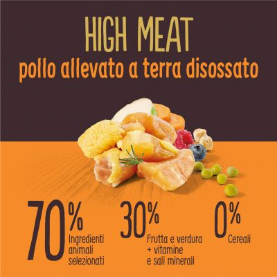Nature's Variety True Instinct High Meat Junior Pollo
