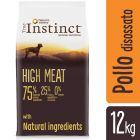 Nature's Variety True Instinct High Meat Medium/Maxi Pollo allevato a terra