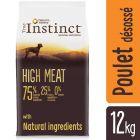 Nature's Variety True Instinct High Meat Medium/Maxi poulet pour chien