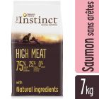 Nature's Variety True Instinct High Meat saumon, thon pour chat