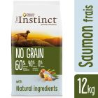 Nature's Variety True Instinct No Grain Medium-Maxi saumon pour chien