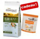 Nature's Variety True Instinct No Grain Mini 7 kg + croquettes Free Range poulet 600 g !