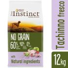 Nature's Variety True Instinct No Grain Tacchino e Piselli