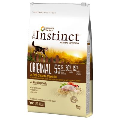 Nature's Variety True Instinct Original Adult Pollo