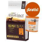 Nature's Variety True Instinct pienso + 600 g pienso Nature's Variety ¡gratis!