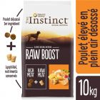 Nature's Variety True Instinct Raw Boost poulet pour chien