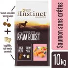Nature's Variety True Instinct Raw Boost saumon pour chien