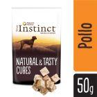 Nature's Variety True Instinct Tasty Cubes snacks para perros