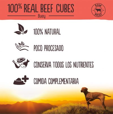 Nature's Variety True Instinct Tasty Cubes snacks para perros