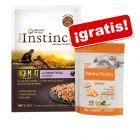 Nature's Variety True Instinct 8 x 70 g + 300 g de pienso Nature´s ¡gratis!