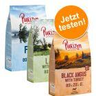 NEUE Rezeptur: Purizon Probierpaket 3 x 1 kg - getreidefrei