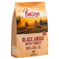 New Recipe: Purizon Black Angus Beef with Turkey Adult – Grain-free