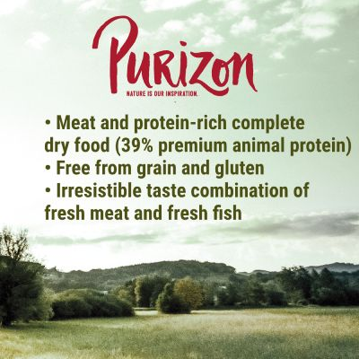 New Recipe: Purizon Chicken with Fish Adult – Grain-free