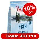 New Recipe: Purizon Fish Adult – Grain-free