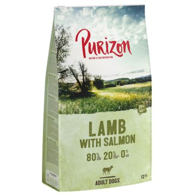 New Recipe: Purizon Lamb with Salmon Adult – Grain-free