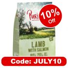 New Recipe: Purizon Lamb with Salmon Adult – Grain-free