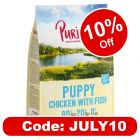 New Recipe: Purizon Puppy Chicken with Fish – Grain-free