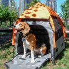 Niche de transport pliable PetEgo® UPet Tent pour chien