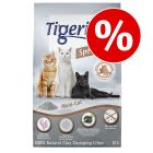Nisipul lunii! 12 l Tigerino Special Care Multi-Cat Nisip pisici