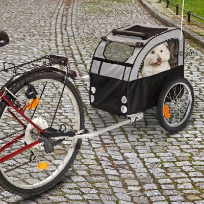 No Limit Doggy Liner 2 Amsterdam - Dog Bike Trailer