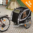 No Limit Doggy Liner Paris de Luxe cykelvagn