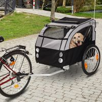 No Limit Doggy Liner 1 - Dog Bike Trailer