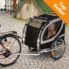 No Limit Doggy Liner Paris de Luxe cykelvagn