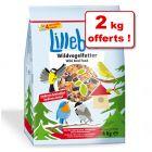 Nourriture Lillebro pour oiseaux sauvages 10kg + 2 kg offerts !