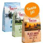 NOVA RECEITA: Purizon sem cereais 3 x 1 kg - Pack de experimentação