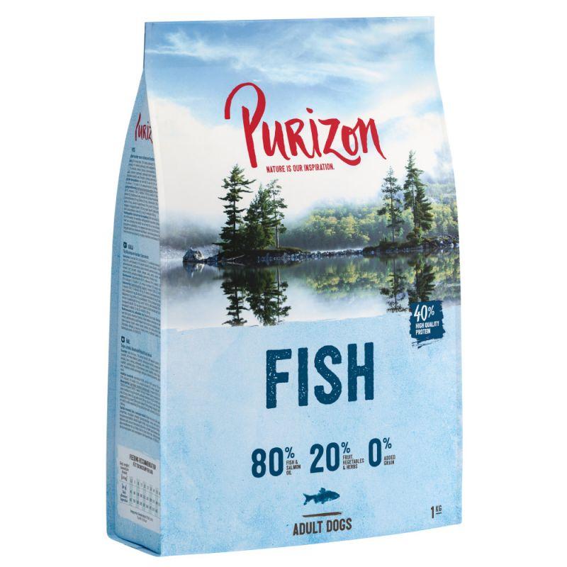 NOWA RECEPTURA: Purizon Adult, ryba, bez zbóż