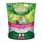Nullodor Silikatstreu für Katzen und Kleintiere