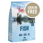 NUOVA RICETTA: Purizon Adult Pesce - senza cereali