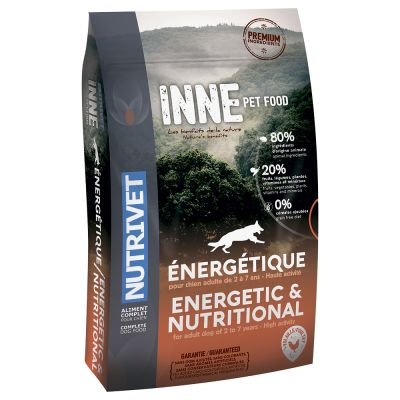 Nutrivet Inne Dog Energetic