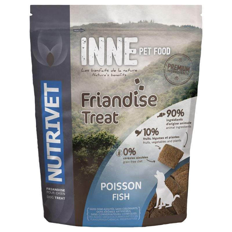 Nutrivet Inne Dog Treats - Fish