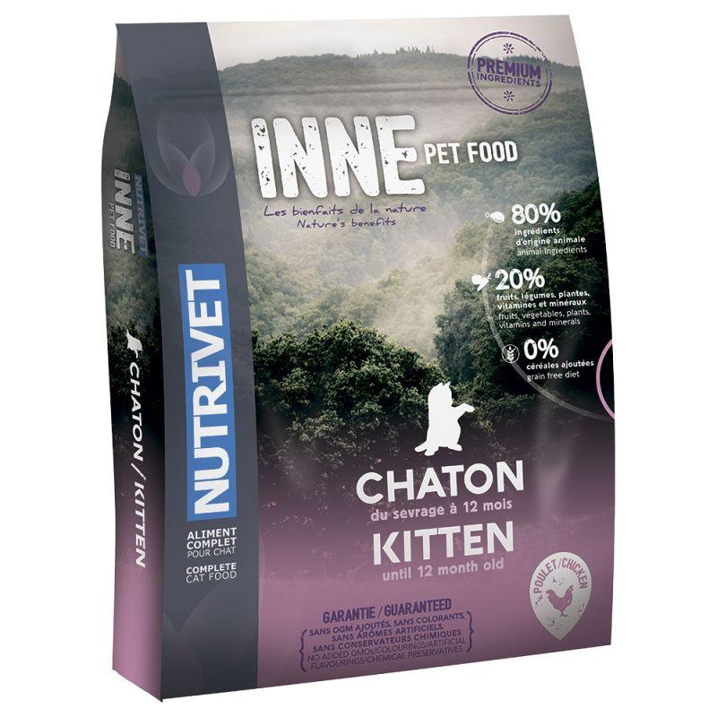 Nutrivet Inne Dry Kitten Food