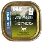 Nutrivet Inne Terrine Sterilized pour chat