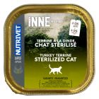 Nutrivet Inne Terrine Sterilized pour chat