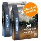 Nutrivet pienso para gatos - Pack mixto