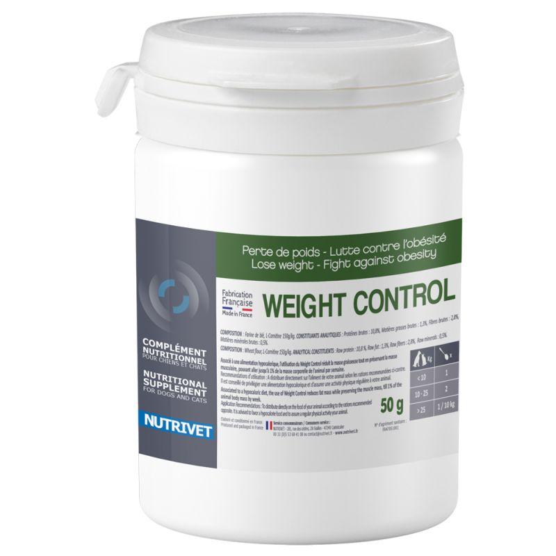 Nutrivet Weight Control para mascotas
