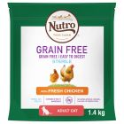 Nutro Cat Grain-Free Sterilised - Chicken