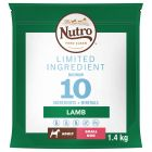 Nutro Dog Limited Ingredient Adult Small Breed - Lamb