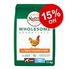 Nutro Dry Dog Food Large Bags - 15% Off!*
