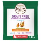Nutro Grain Free Gatto Adult Sterilized Pollo